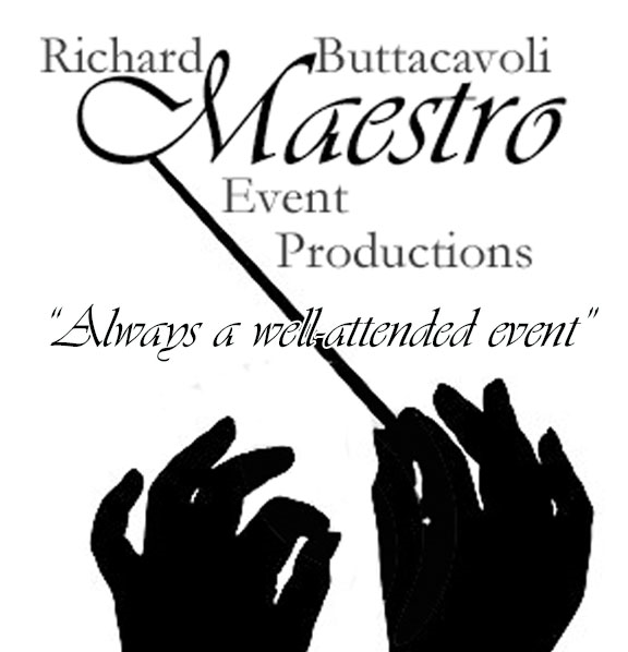 Maestro Event Productions Logo