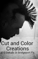 Cut and Color Creations Logo